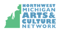 Northwest Michigan Arts and Culture Network Logo